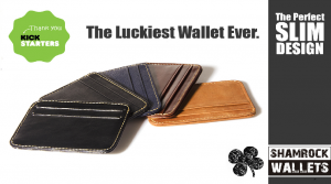 ShamrockWallets.com wallets Roach Entertainment